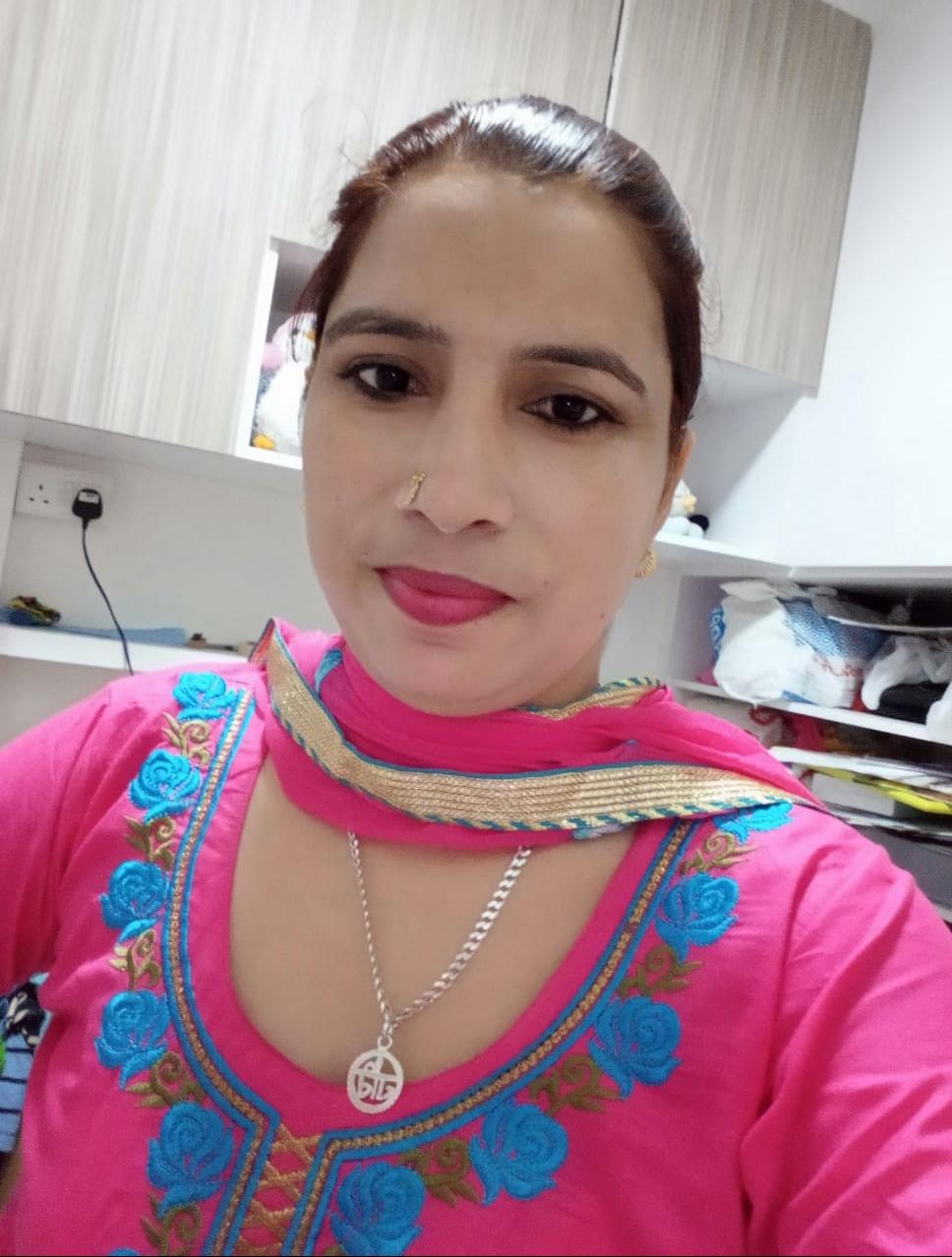 Indian-Transfer Maid-MANJEET KAUR