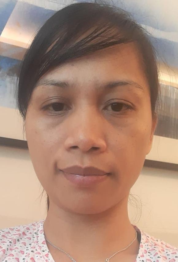 Filipino-Experienced Maid-MARIETES TILOS DEREZA