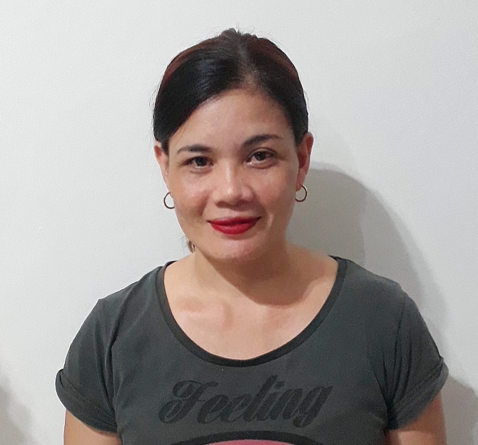 Filipino-Experienced Maid-MARILOU PINEDA SANTIAGO