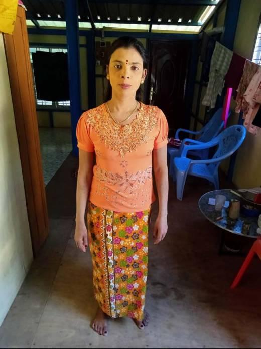 Myanmar-Ex-Singapore Maid-MA AYE