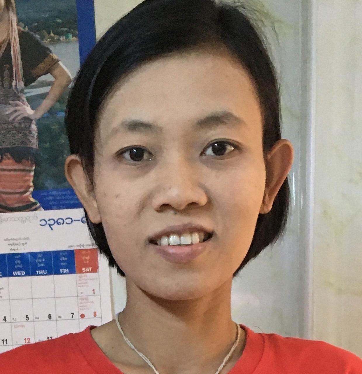 Myanmar Fresh Maid - MYINT ZU AYE (KS-101)