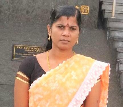 Indian Experienced Maid - Senthil Mageshwari
