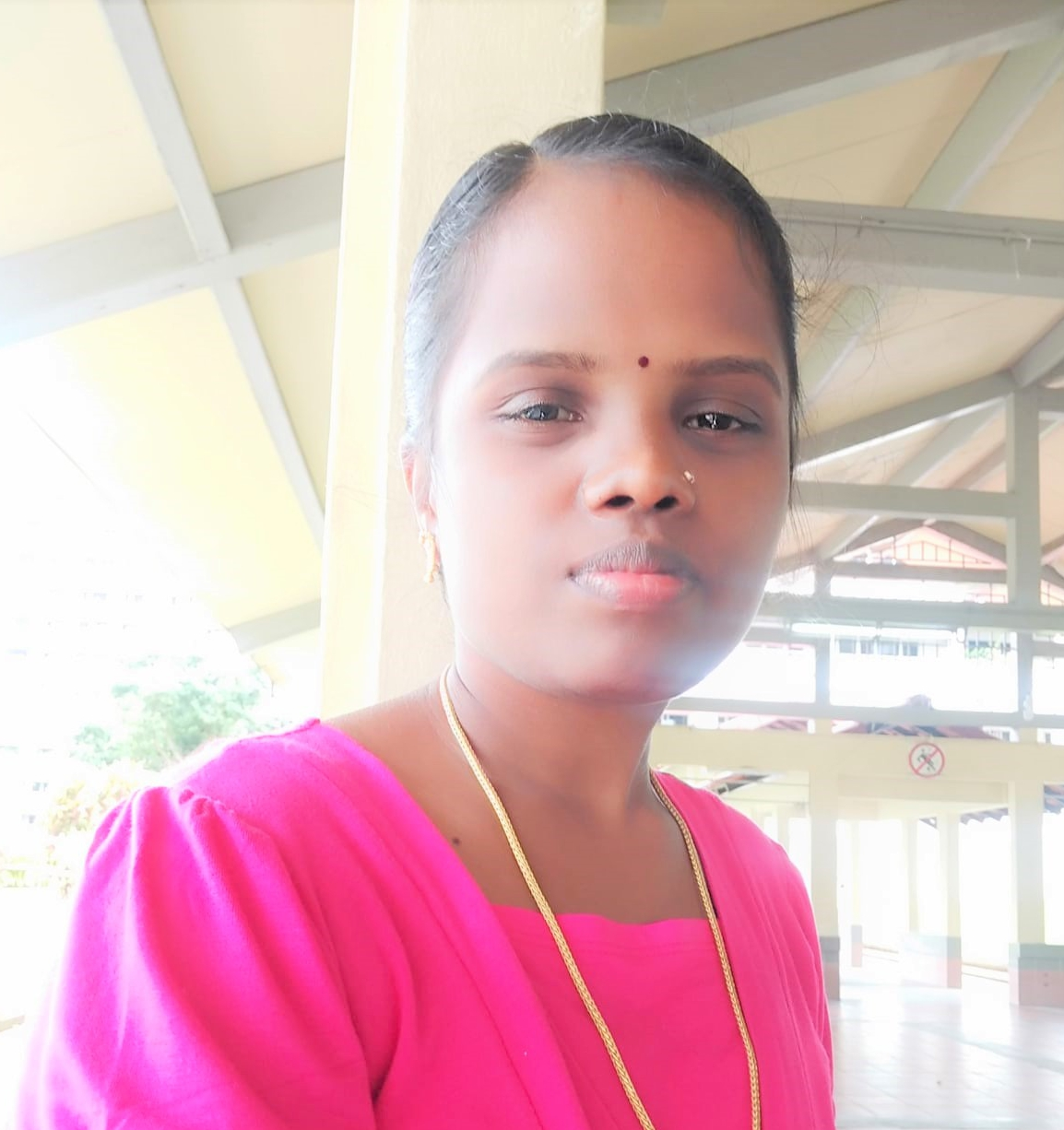 Indian-Experienced Maid-CHINNAIAH MANICKAVALLI