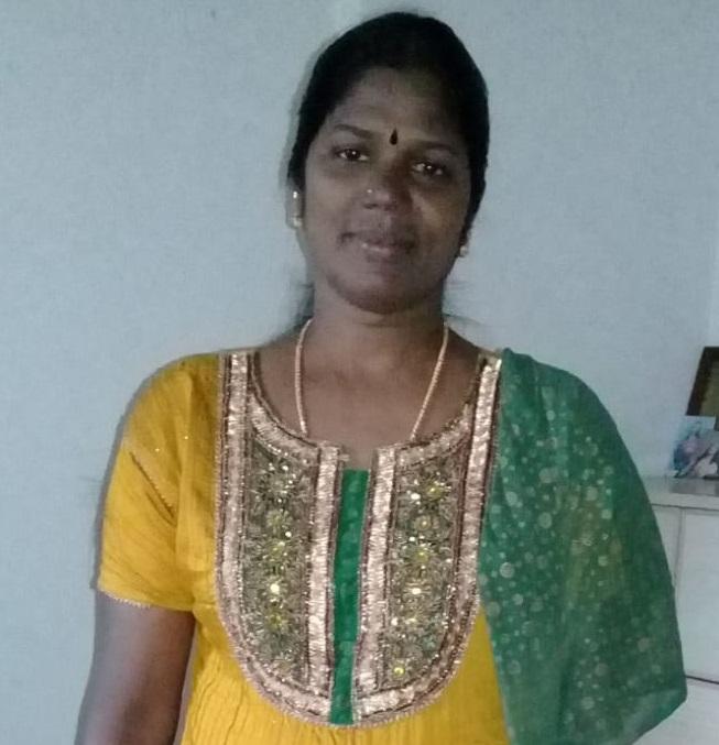Indian-Experienced Maid-KAMARAJ MARIAPUSHPAM