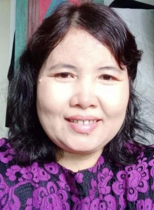 Myanmar Ex-Singapore Maid - NYO NYO SAN (KS-102)(EX SIN)