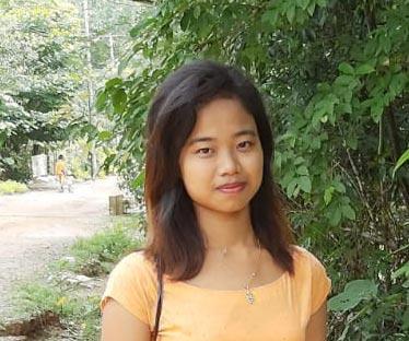 Myanmar Ex-Singapore Maid - KHAING THA ZIN