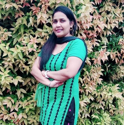 Indian Ex-Singapore Maid - Meena Kumari