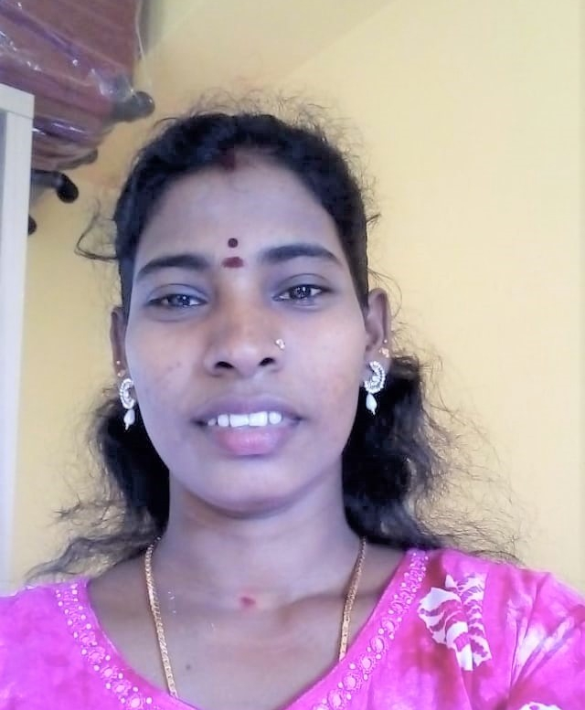 Indian-Experienced Maid-ANBAZHAGAN POOMATHI