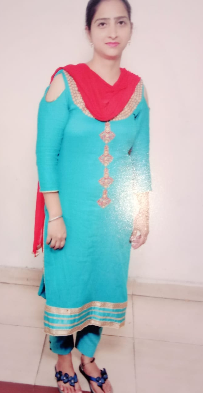 Indian-Fresh Maid-MAMTA RANI