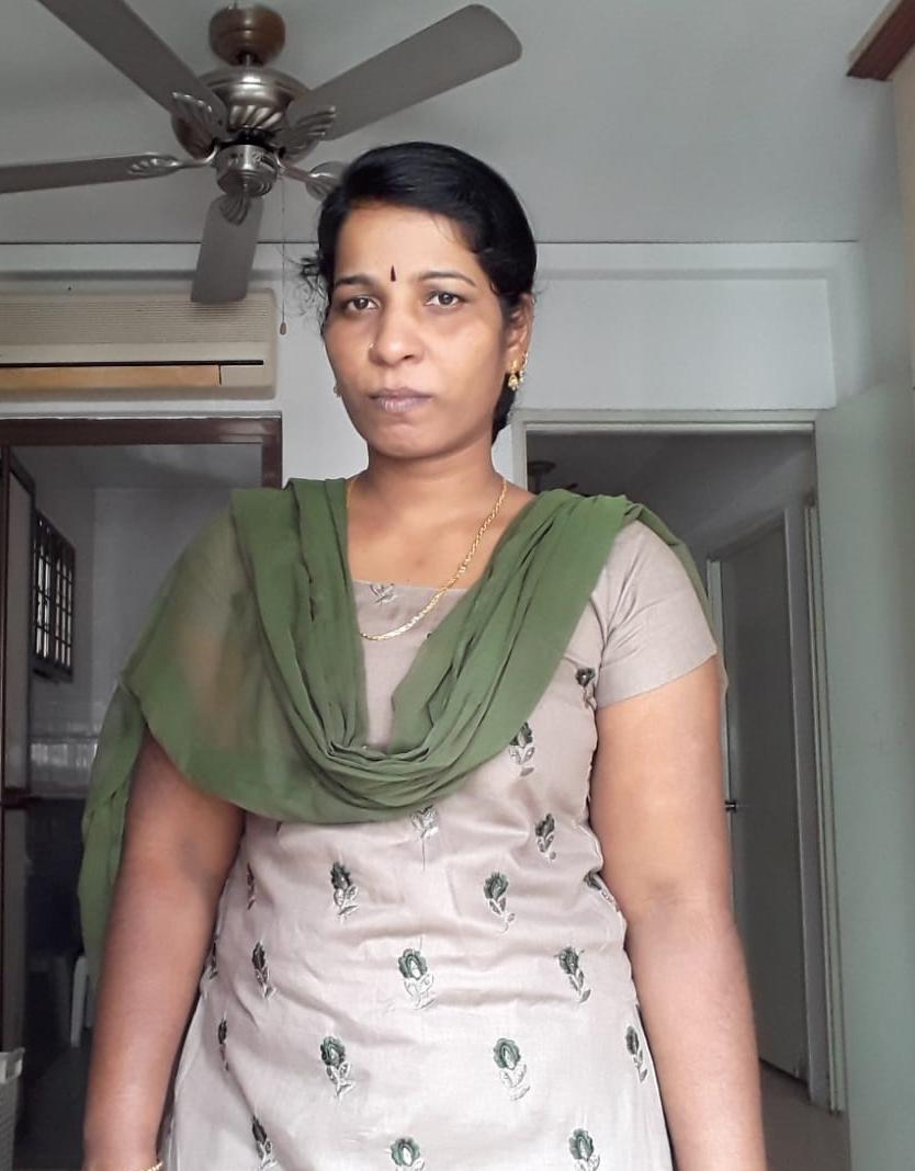 Indian-Experienced Maid-RAJESHWARI