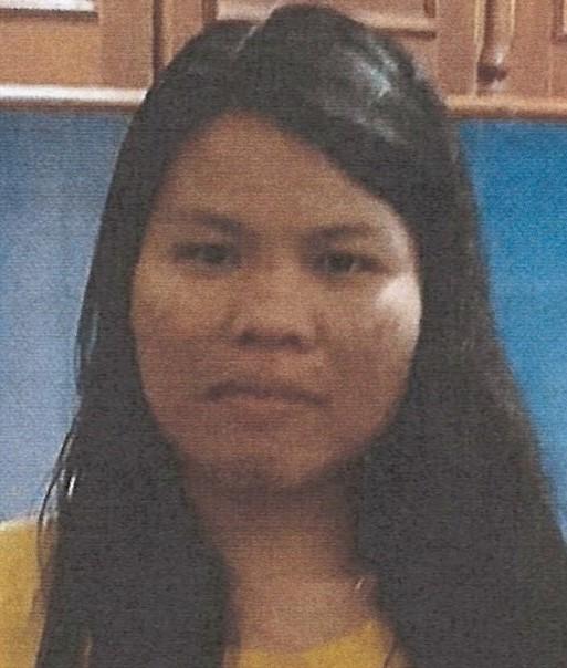 Indonesian-Ex-Singapore Maid-RINAYANI MANADI (BL-108)(EX-SIN)