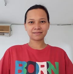 Indonesian Experienced Maid - RINA LISTYOWATI
