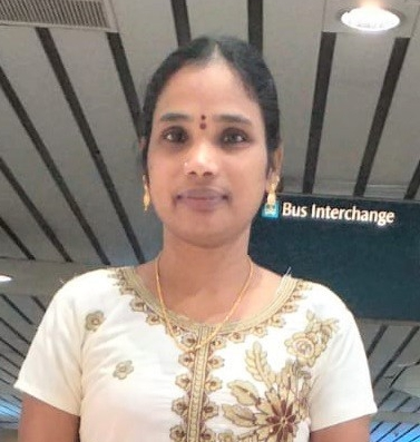 Indian Experienced Maid - Karuppaiyan Rajeshwari