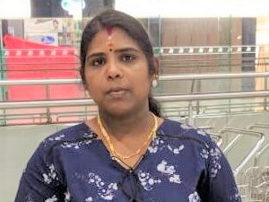 Indian Experienced Maid - Pradeep Rejitha