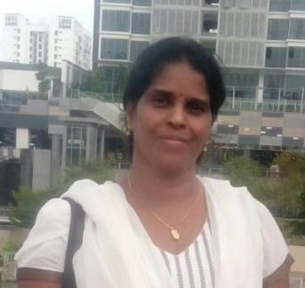 Indian Experienced Maid - Anbalagan Revathi