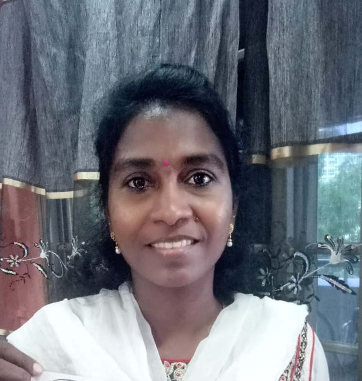 Indian-Experienced Maid-VADIVEL RUKMANI