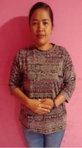 Indonesian-Ex-Singapore Maid-RUWATI  (AF-157) - EX-SINGAPORE