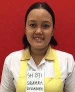 Indonesian-Fresh Maid-SALAMAH BT SUDARSO TARMO
