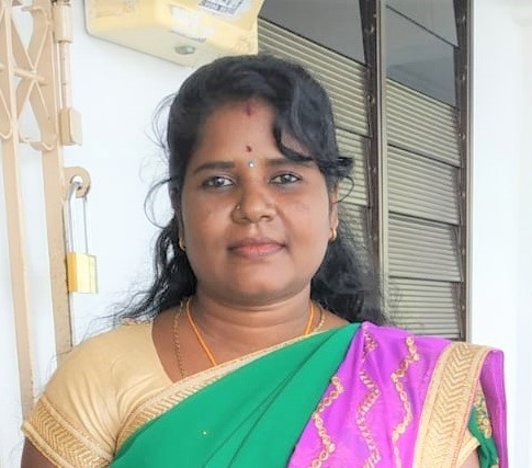 Indian Experienced Maid - Kalimuthu Selvi