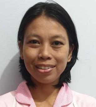 Indonesian Fresh Maid - SITI AISAH