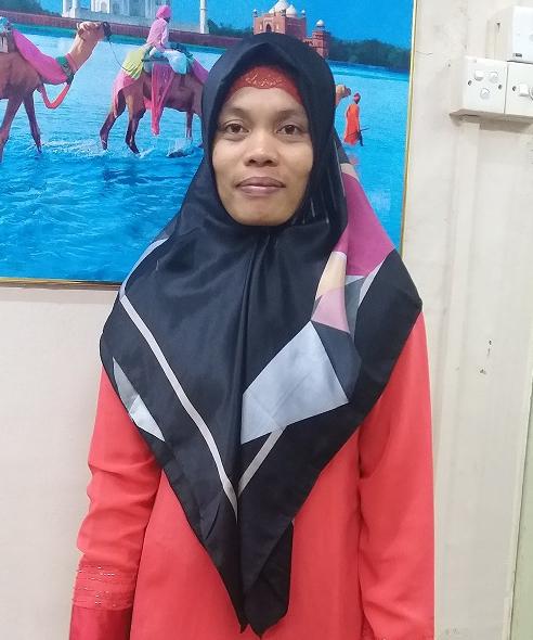 Indonesian-Experienced Maid-SITI AISYAH
