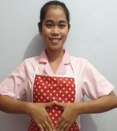 Indonesian-Fresh Maid-SITI ALIYAH