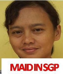 Indonesian-Ex-Singapore Maid-SITI JUMAROH