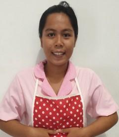 Indonesian-Fresh Maid- SITI MUNIROH