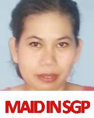 Indonesian-Ex-Singapore Maid-SITI ROMENAH