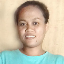 Filipino-Fresh Maid-LOVELYN BALDERAS SIBUAN