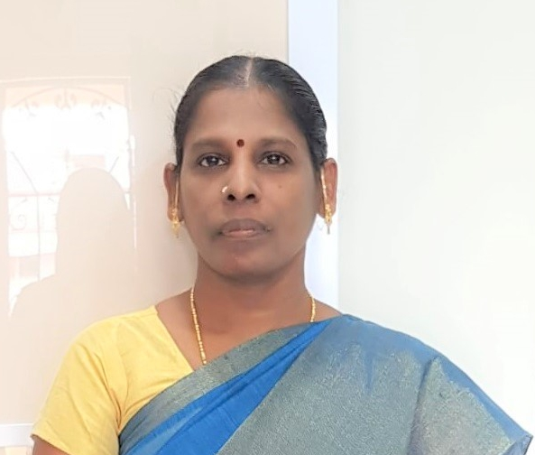 Indian Experienced Maid - Murugesan Sasikala