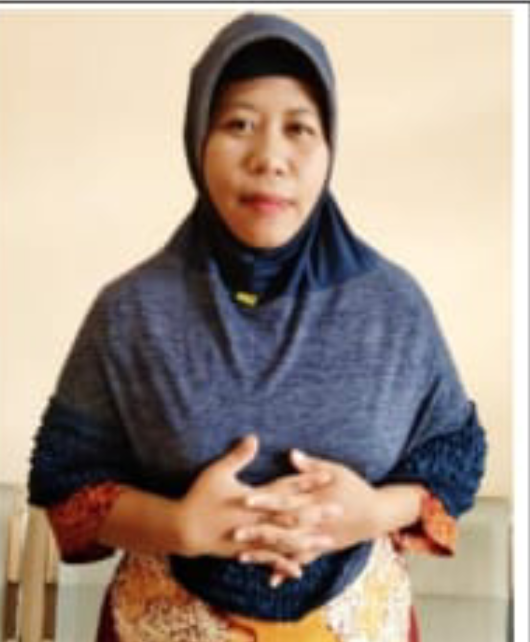 Indonesian-Ex-Singapore Maid-HAJRIATUL HASANAH