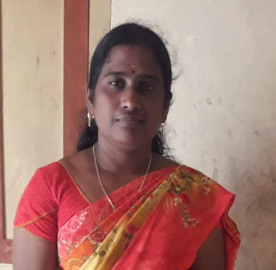 Indian-Experienced Maid-SELVAMANI VALARMATHI