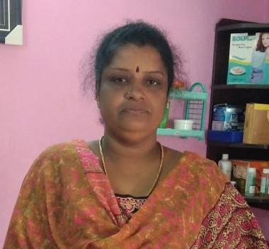 Indian-Experienced Maid-KRISHNAMOORTHY SELVI