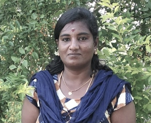 Indian Experienced Maid - Muthu Adaikkalaselvi