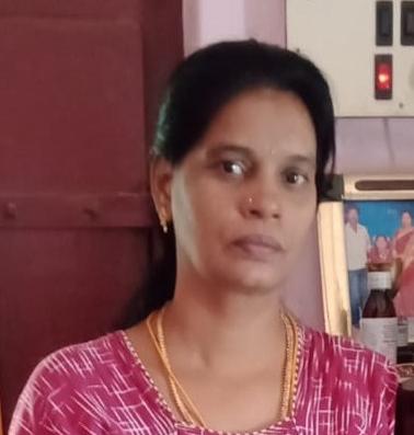 Indian Experienced Maid - Mohanraj Shanthi Mary