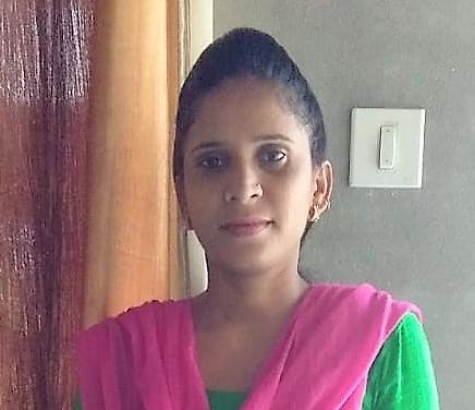 Indian Experienced Maid - Simarjeet Kaur