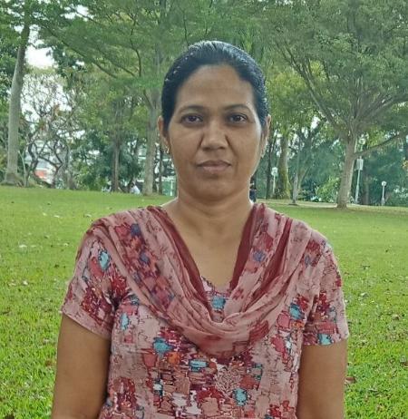 Indian Experienced Maid - Sita Kumari