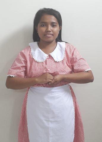 Indonesian-Fresh Maid-SITI NURIA HAMIDAH