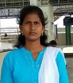Indian Experienced Maid - ARUMUGAM SRIDEVI