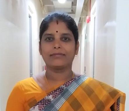 Indian Experienced Maid - Murugesan Subashni