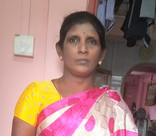 Indian Experienced Maid - Balasubramaniyan Sundarambal