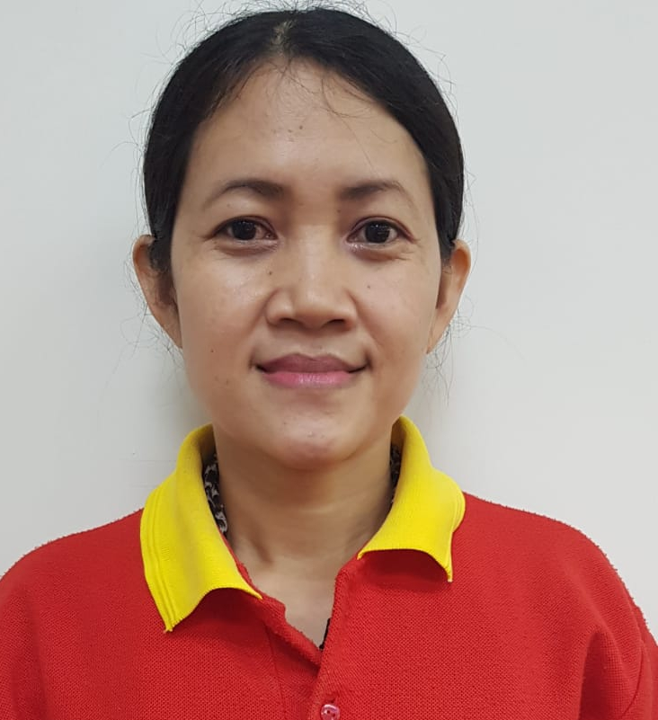 Indonesian Ex-Singapore Maid - SURATMI