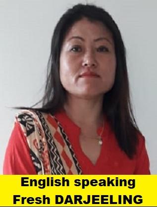 Indian-Fresh Maid-JHUMA CHAMLING