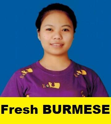 Myanmar-Fresh Maid-SIANG CIN THLUAI