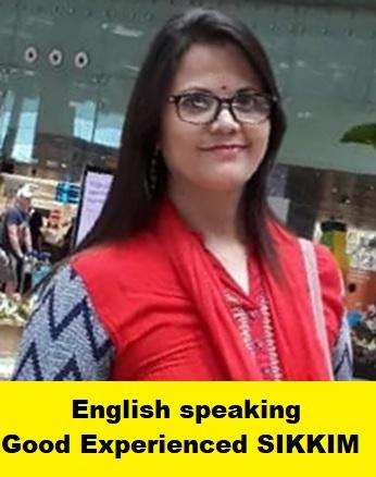 Indian-Experienced Maid-REETA CHETTRI
