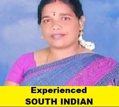 Indian-Experienced Maid-KAMALAM