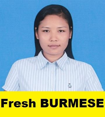Myanmar-Fresh Maid-MOE MOE SAN