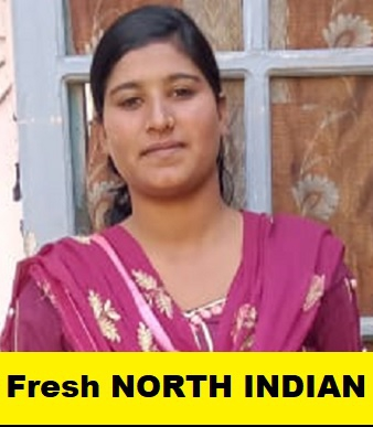Indian-Fresh Maid-RUPI