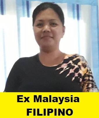 Filipino-Fresh Maid-FLORDELIZA BUADO